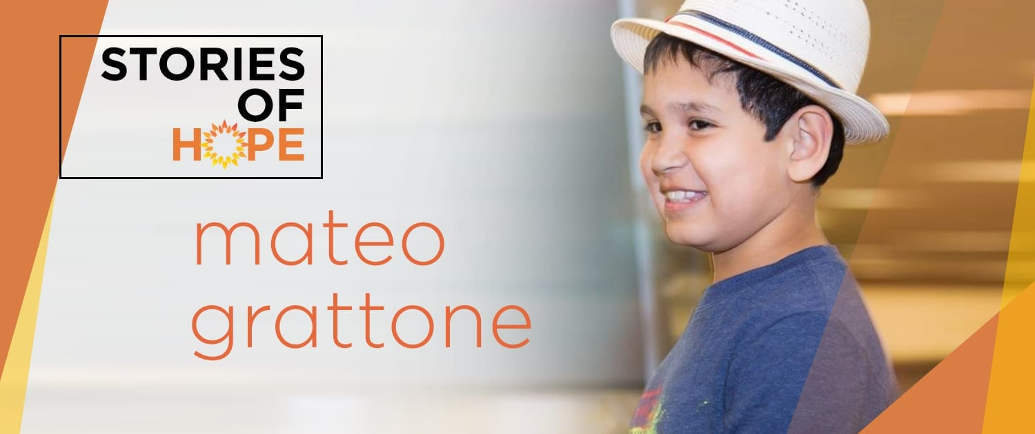 Featured Image of Mateo Grattone