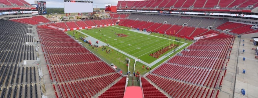 Picture of Raymond James Stadium Interior