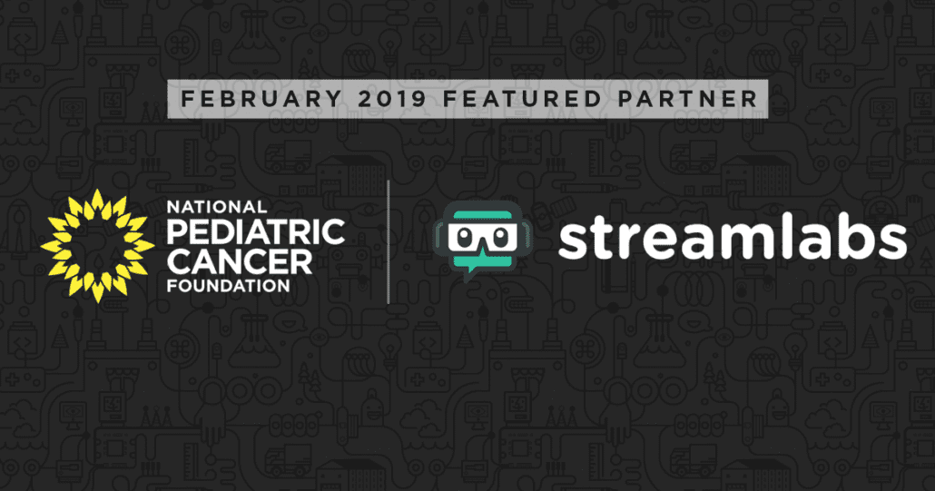 Streamlabs and the NPCF Partnering in February - National