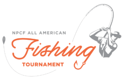 All American Fishing Tournament Full Color Logo