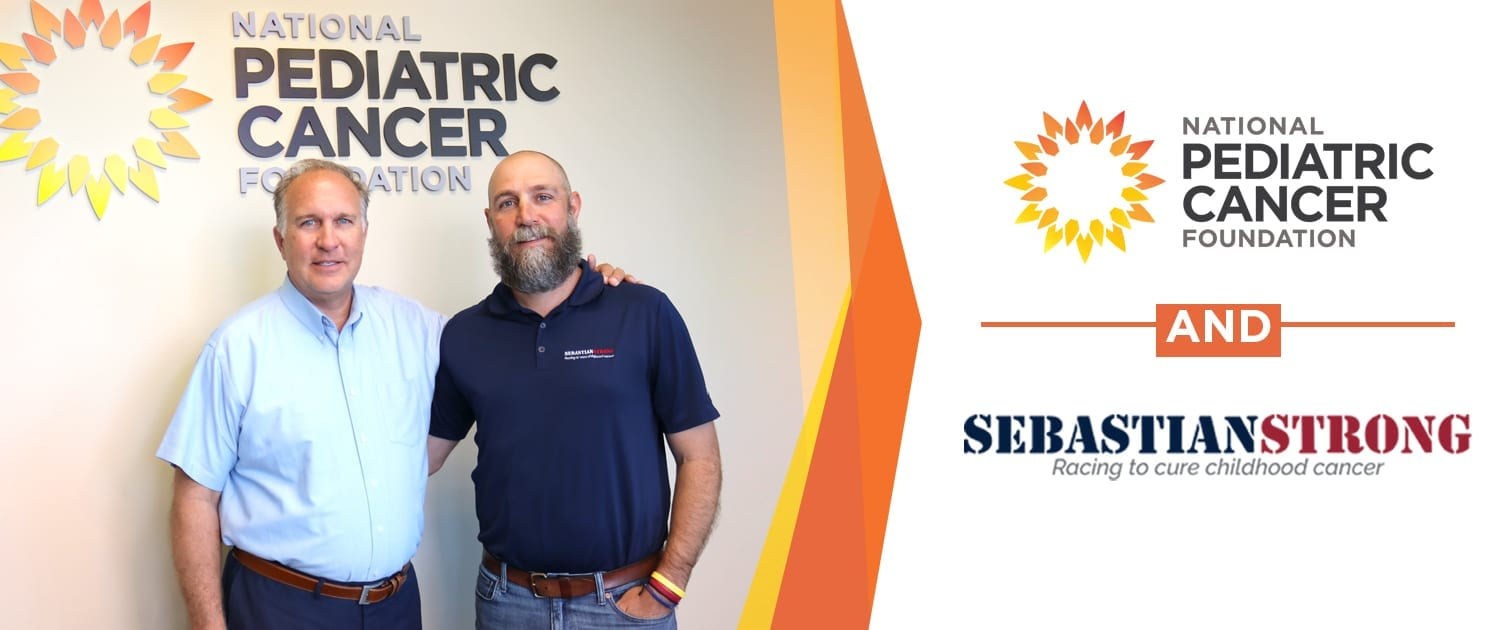 National Pediatric Cancer Foundation Partners with The Sebastian Strong Foundation