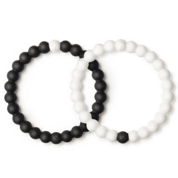 Lokai black and white set